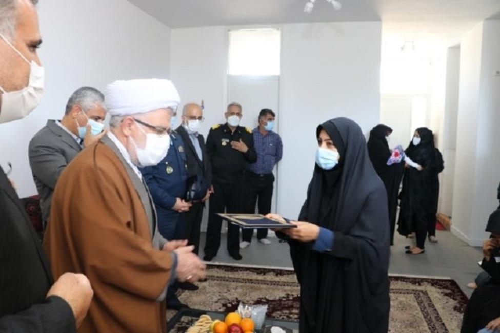 دیدار رئیس سازمان قضایی نیروهای مسلح با تعدادی از خانوادههای شهدای ناوچه کنارک