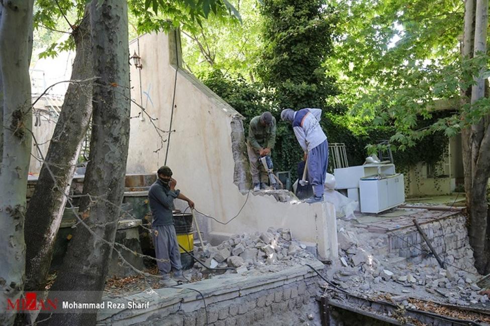 آزادسازی ۲۴ هکتار از اراضی تغییر کاربری یافته اشتهارد