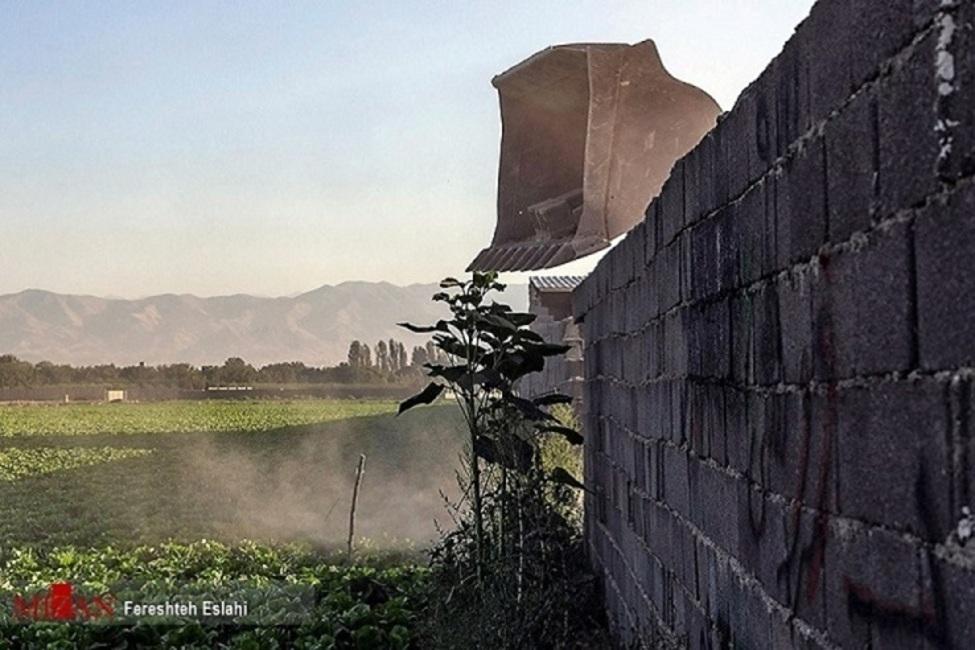 رفع تصرف ۱۳۵۰ هکتار از اراضی جنگلهای استان گیلان