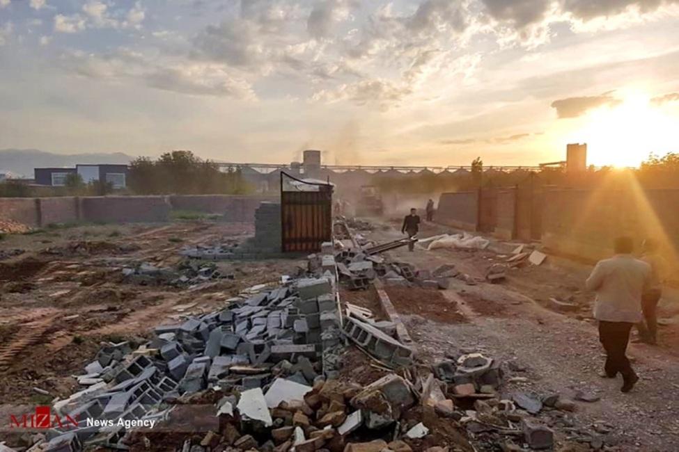آزادسازی بیش از ۷۳ هکتار از اراضی ملی با ورود دستگاه قضایی در استان البرز