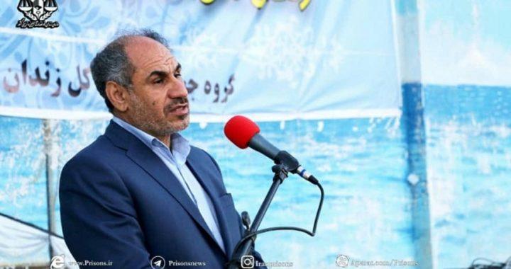 مددجویان معتکف در زندان کرمانشاه در سومین روز اعتکاف با خانوادههای خود دیدار کردند