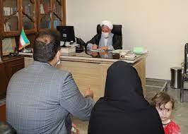 رسیدگی به مشکلات حقوقی ۵۲ نفر از مراجعین در ملاقات مردمی رئیس کل دادگستری استان آذربایجان شرقی