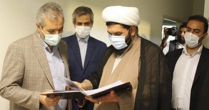 بازدید رئیس کل دادگاههای عمومی و انقلاب تهران از مدیریت فرهنگی دادگستری استان تهران